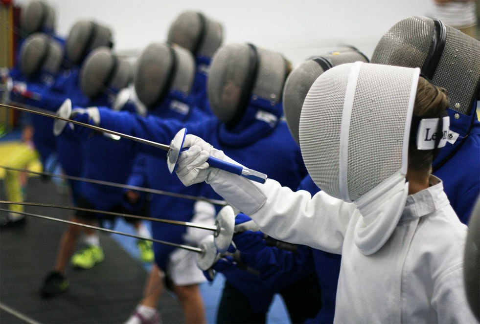 youth fencing lessons